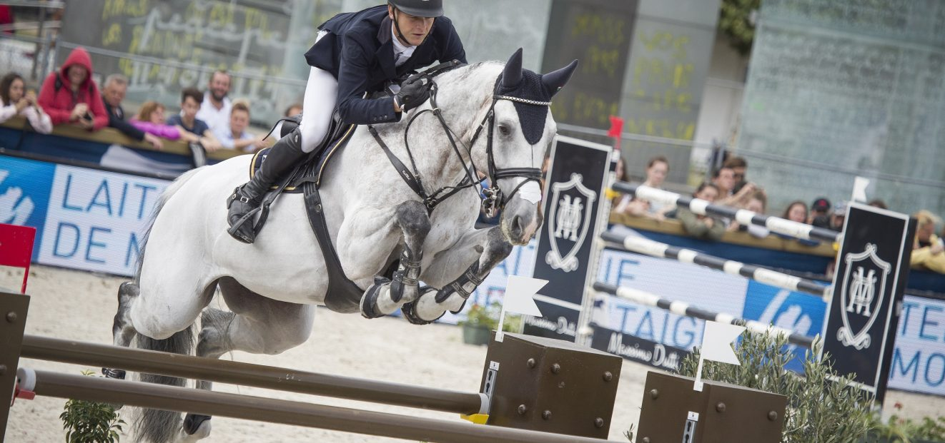 Tickets for the Showjumping 'Prague Playoffs' Available from March