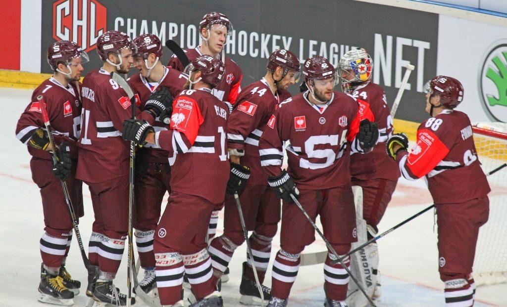 Champions Hockey League 2021/19