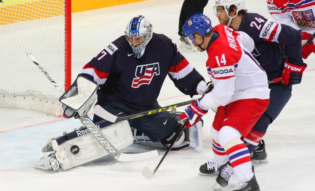 2015 IIHF Ice Hockey World Championship – Bronze Medal Game