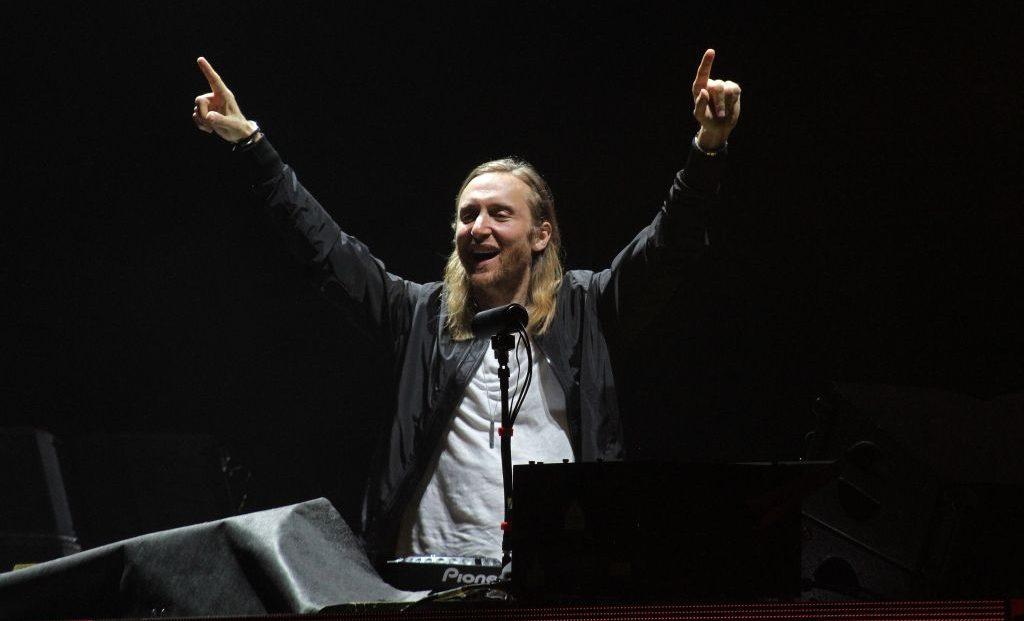 PHOTO: David Guetta