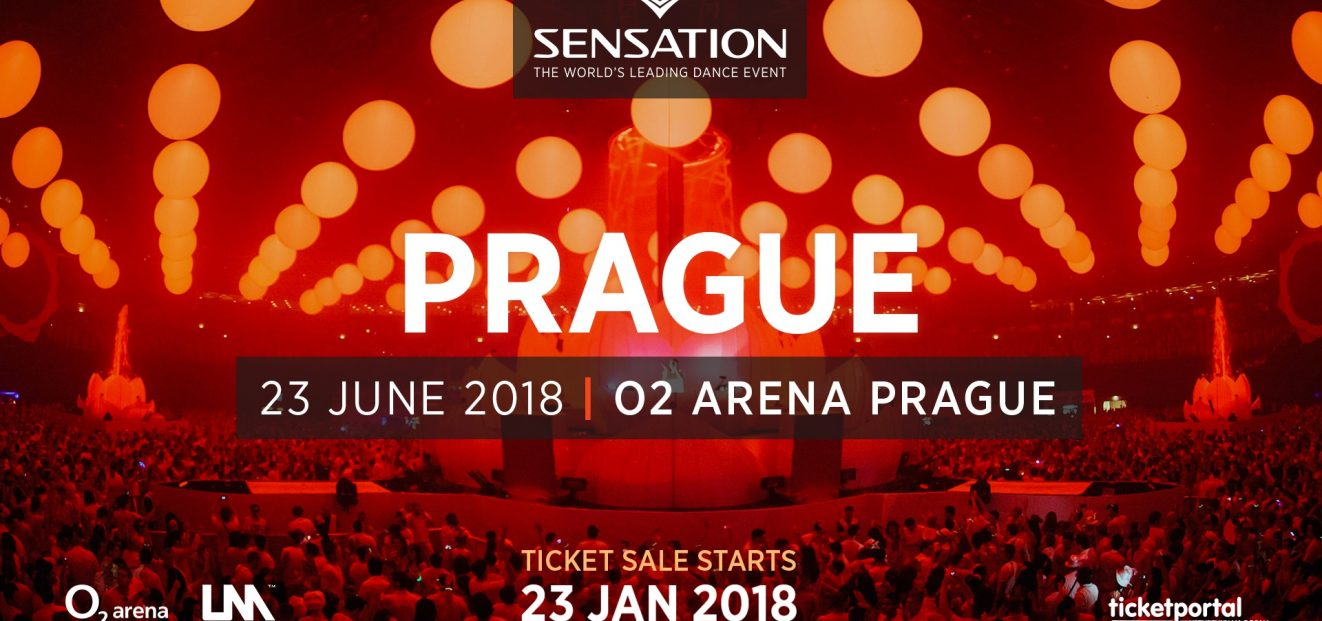 Sensation makes its long awaited return to the O2 arena Prague with a brand new show on the 23rd of June 2018!