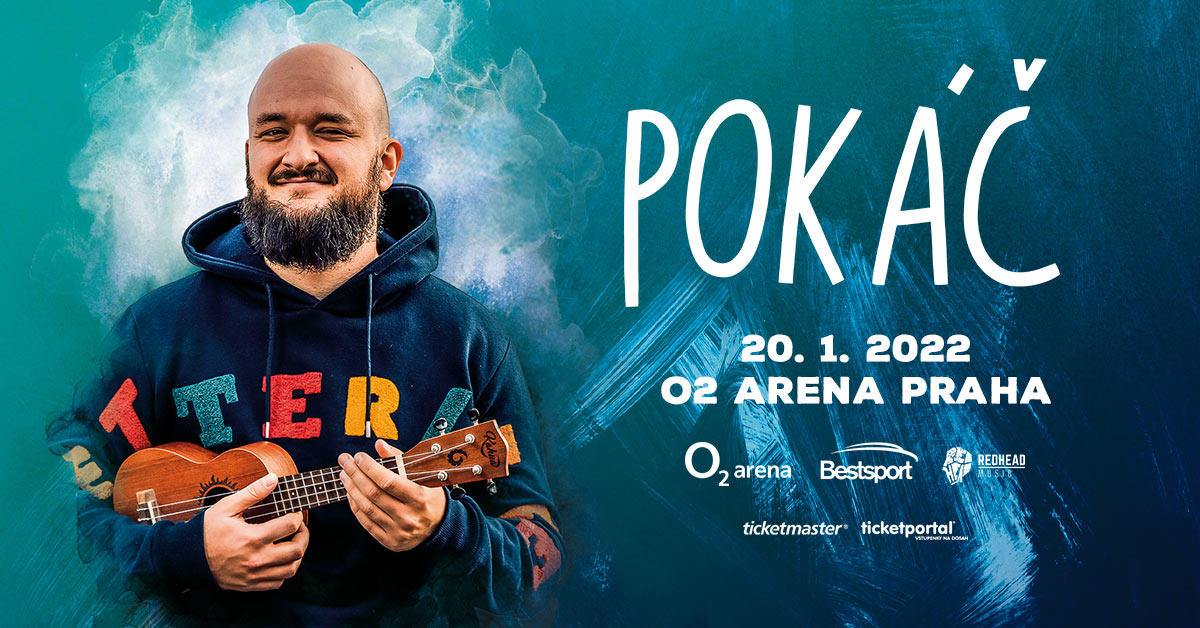 Pokáč has special offer for his fans. With a package of 4 tickets for the concert at the O2 arena, he offers a signed album for free