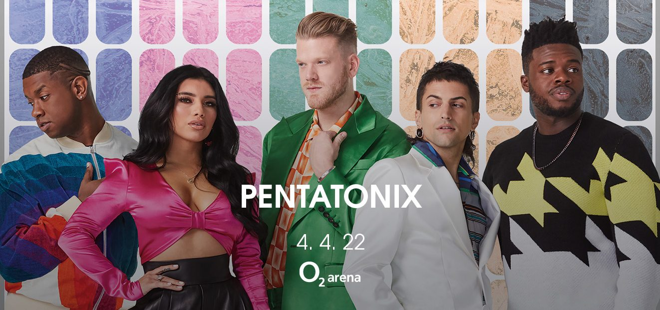 Pentatonix are now scheduled to perform 4th April 2022